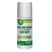 Roll Away Relief With Organic Hemp